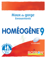 Boiron Homéogène 9 Comprimés à STRASBOURG